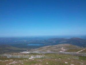 Weiter Blick über den Cairngorm Nationalpark