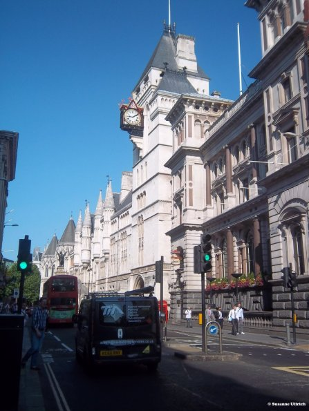 Irgendwo in London
