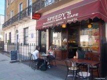 Serien-Baker Street 221b - Drehort der BBC-Serie SHERLOCK