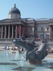 Am Trafalgar Square