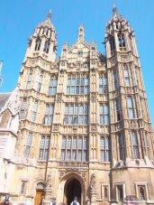 Echt beeindruckend und riesig: Houses auf Parliament