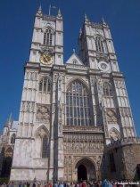 Westminster Abbey, von vorne