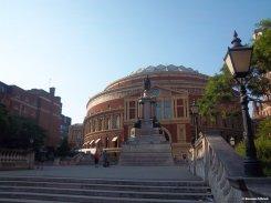 Tagsüber ebenso beeindruckend: die Royal Albert Hall
