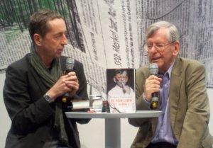 """Auch Herbert Feuerstein stellt sein neues Buch """"Die neun Leben des Herrn K."""" vor"""
