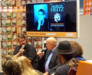 """Autor Markus Heitz spricht über sein neues Buch """"Exkarnation"""""""