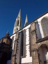 Peter-und-Paul-Kirche von außen