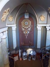 Historischer Treppenaufgang in einem Görlitzer Einrichtungshaus