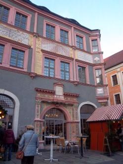Dank eines anonymen Spenders wurden viele Häuser in Görlitz bereits saniert und hergerichtet für eine tolle Altstadt