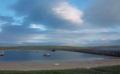 Ein kleiner Teil von Scapa Flow