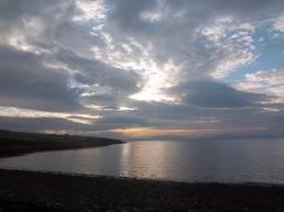 Abenddämmerung auf Orkney
