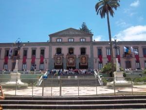 Das Rathaus von La Orotava