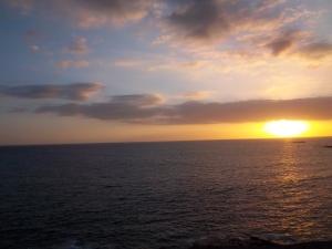 Ein Sonnenuntergangsbild muss natürlich auch sein