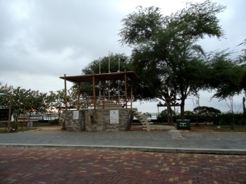 An der Promenade von Puerto Baquerizo Moreno