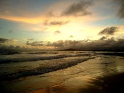 Sonnenuntergang - immer wieder schön