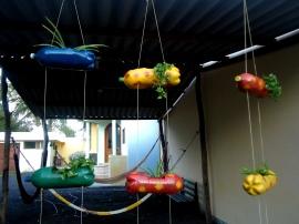 Einfallsreichtum bei der Gartengestaltung