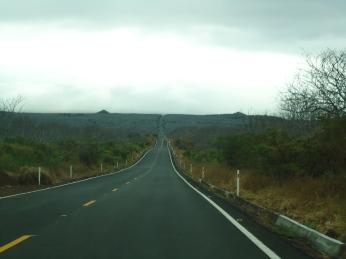 Weg zurück nach Puerto Ayora