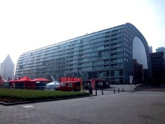 Die neue Markthalle