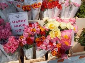 Natürlich gibts auch Tulpen
