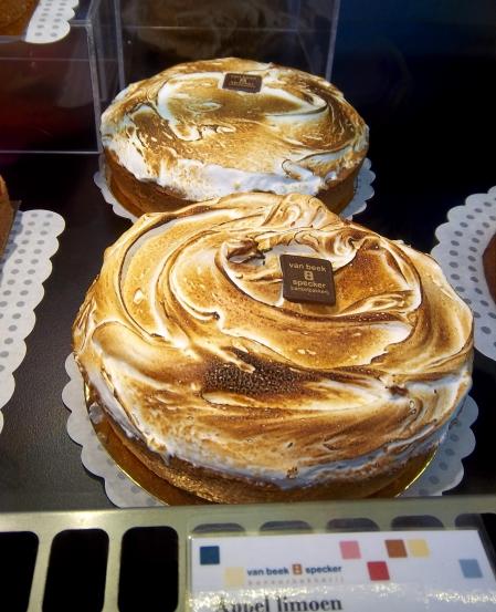 Was für fantastische Torten und Kuchen
