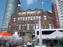 Das Hotel New York, wo man lecker essen kann