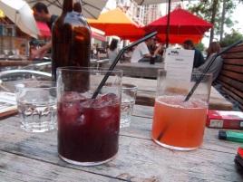 Lecker Cocktail im Dertien
