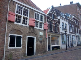 Noch mehr historische Häuser in Delfshaven