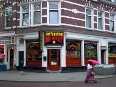 Gehört auch ins Stadtbild: Coffeeshop