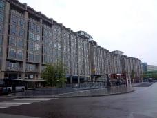 Großhandelsgebäude