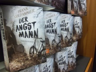 """Start einer Krimi-Reihe: """"Der Angstmann"""" von Frank Goldammer"""