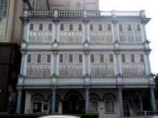 Im New-Orleans-Stil: das Sarawak-Textil-Museum