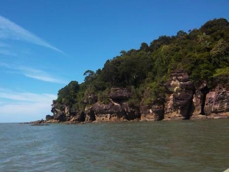 Entlang der beeindruckenden Küste des Nationalparks