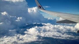 Der Gipfel des Mount Kinabalu