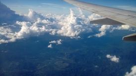 Borneo von oben