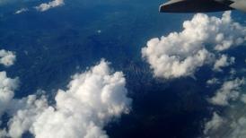 Blick auf den Hochland-Regenwald