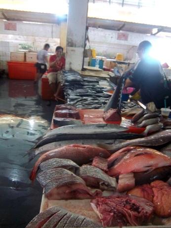 Mein Lieblingsort: der Fischmarkt
