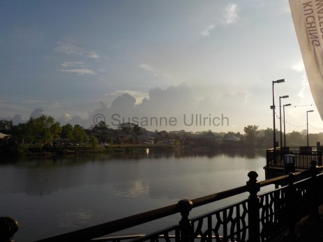 Waterfront in Kuching