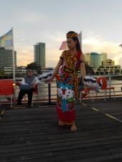 Tolle Kleidung und exotische Tänze