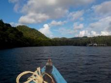 Unterwegs zu den Mangroven