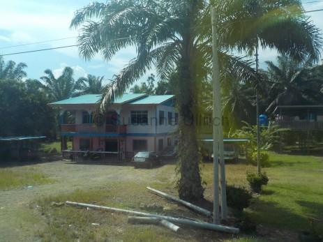Auf dem Weg von Semporna nach Sandakan