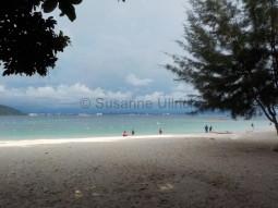 Am Strand von Sapi