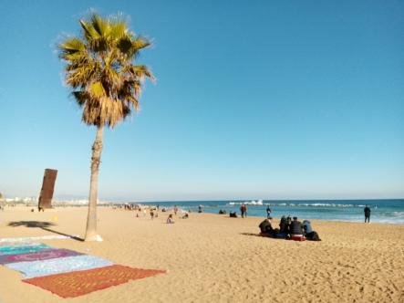 Bummel an der Strandpromenade