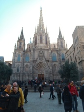 La Catedral in Barcelona