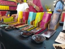 Leckere Schokolade mit Kokoszucker