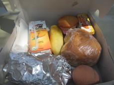 Unser liebevoll gepacktes Lunch-Paket