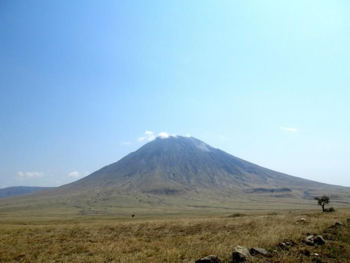 Die Massai nennen ihn den Gottes Berg