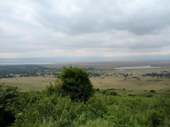 Abschied vom Ngorongoro